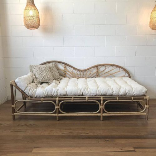 Sofa mây Daybed Butterfly